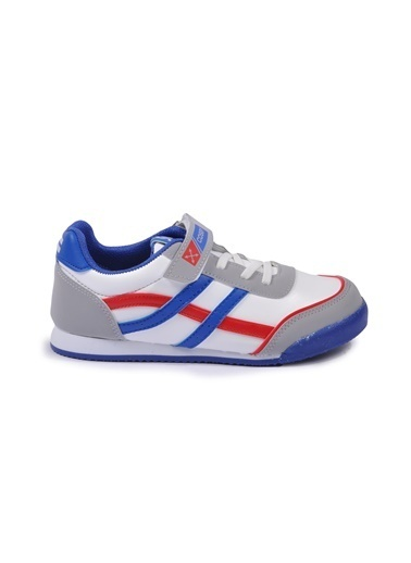 Cosby 3552 Buz-Pembe Çocuk Spor Ayakkabı Beyaz